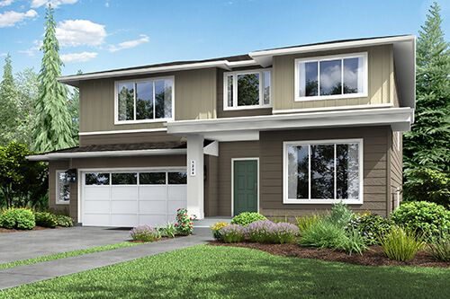 Single Family for Sale at Brightview - Homesite 343 20018 91st Pl South Kent, Washington 98031 United States