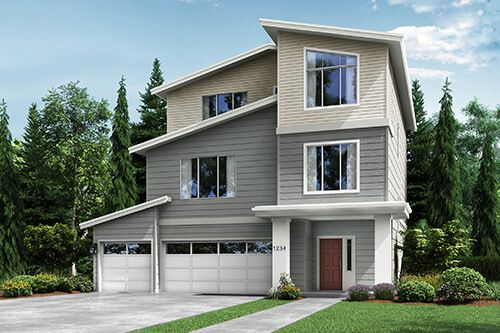 Single Family for Sale at Brightview - Homesite 510 20018 91st Pl South Kent, Washington 98031 United States