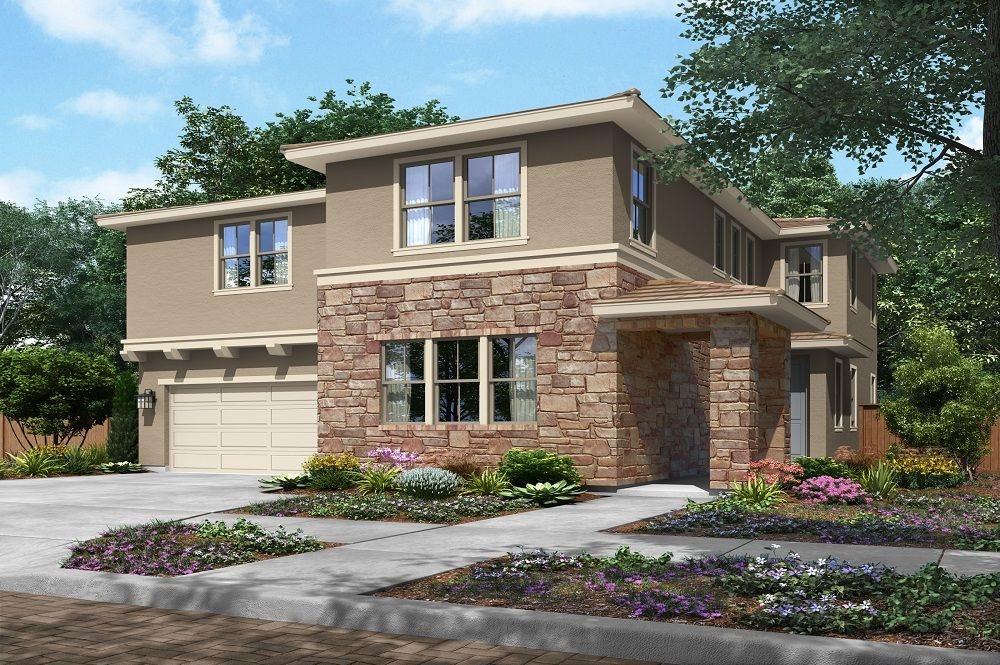 Single Family for Sale at Mackay Place - Residence 3 5571 Orchid Way Cypress, California 90630 United States