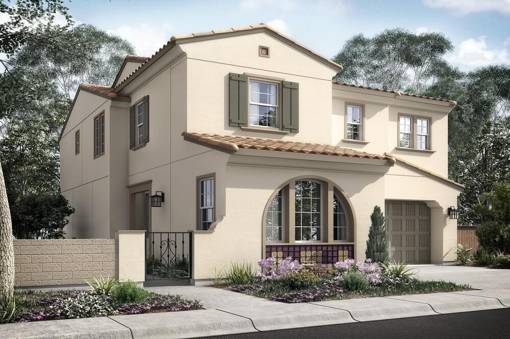Single Family for Sale at The Covey - Residence 2 10061 Elizabeth Lane Buena Park, California 90620 United States