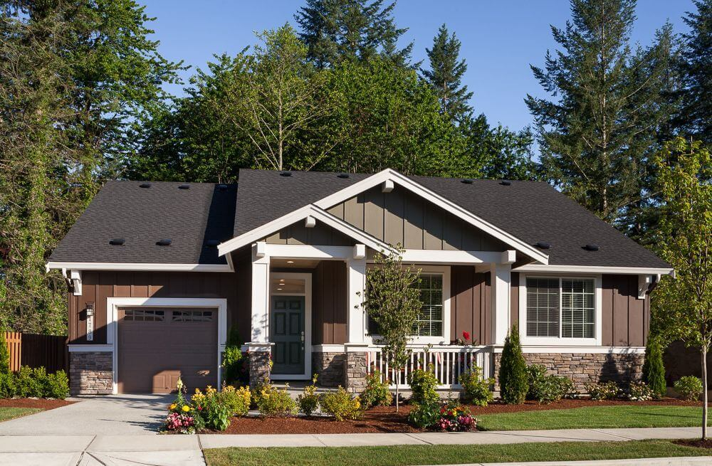 Single Family for Sale at The Cottages At North Bend - The Spruce 43454 Se Cedar Falls Way North Bend, Washington 98045 United States