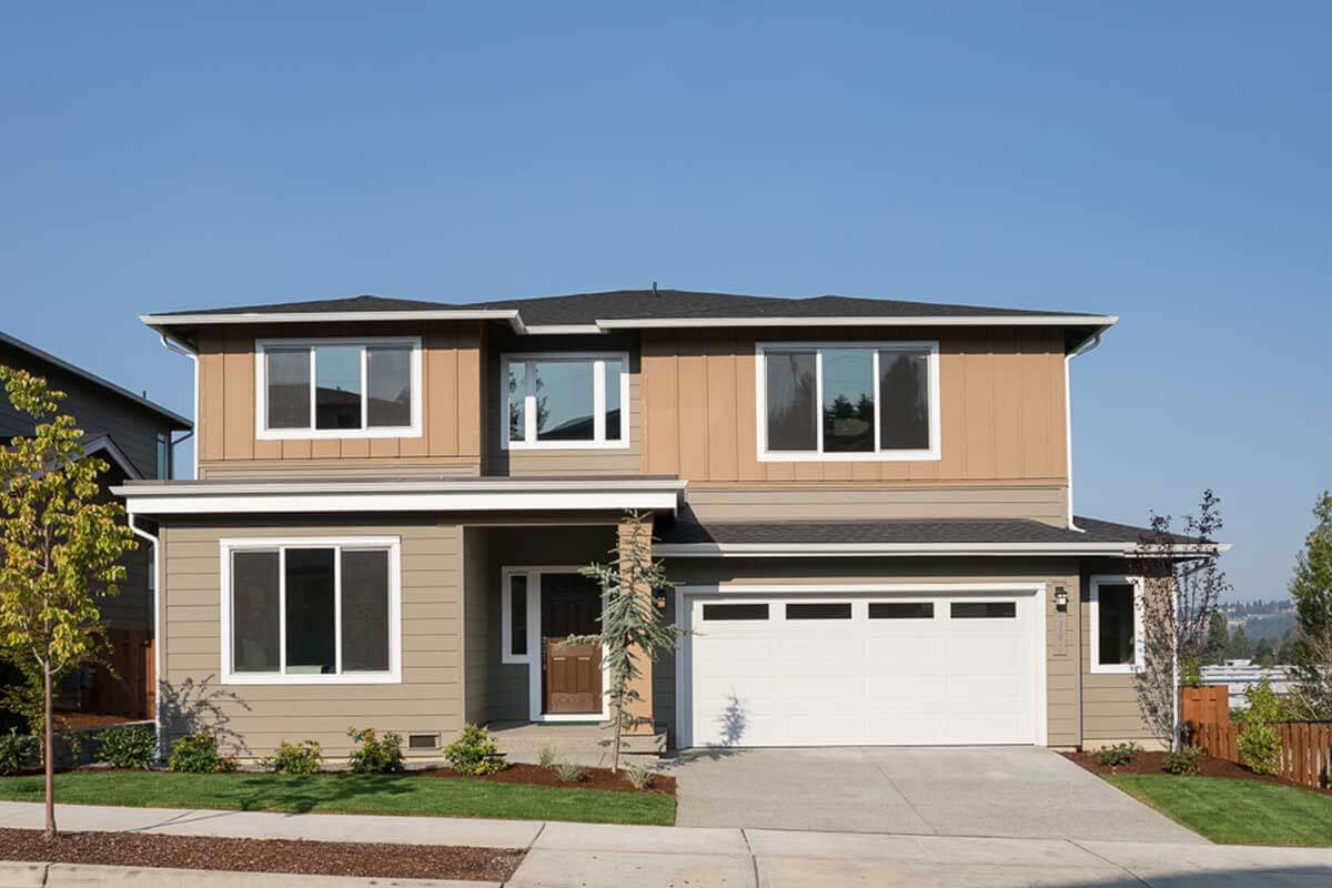 Unifamiliar por un Venta en Brightview - Floorplan 343 20018 91st Pl South Kent, Washington 98031 United States