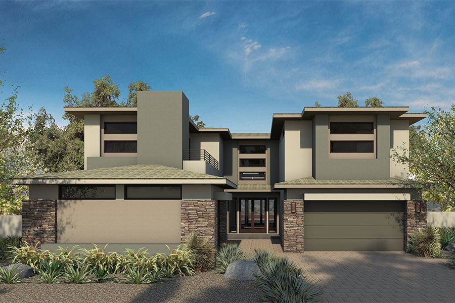 Additional photo for property listing at Sterling Ridge - Plan 3 - The Grand Collection 35 Coralwood Dr. Las Vegas, Nevada 89135 United States