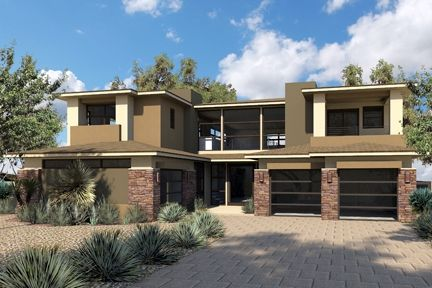 Additional photo for property listing at Silver Ridge - Plan 3 11464 Opal Springs Way Las Vegas, Nevada 89135 United States