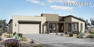 Single Family for Sale at Ovation At Mountain Falls - Topaz Plan 7 4831 Adriano Way Pahrump, Nevada 89061 United States