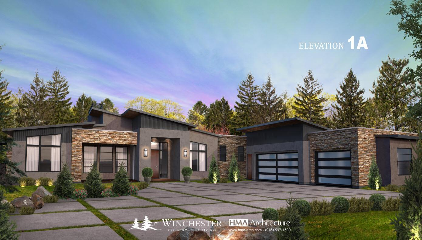 Single Family for Active at Winchester Country Club - Plan 1 3030 Legends Drive Meadow Vista, California 95722 United States