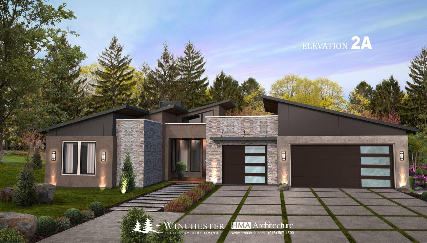 Single Family for Active at Winchester Country Club - Plan 2 3030 Legends Drive Meadow Vista, California 95722 United States