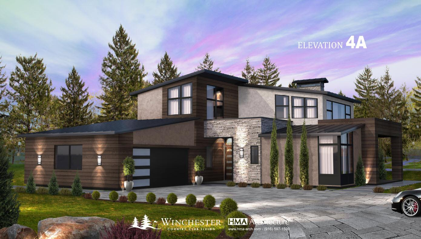 Single Family for Active at Winchester Country Club - Plan 4 3030 Legends Drive Meadow Vista, California 95722 United States
