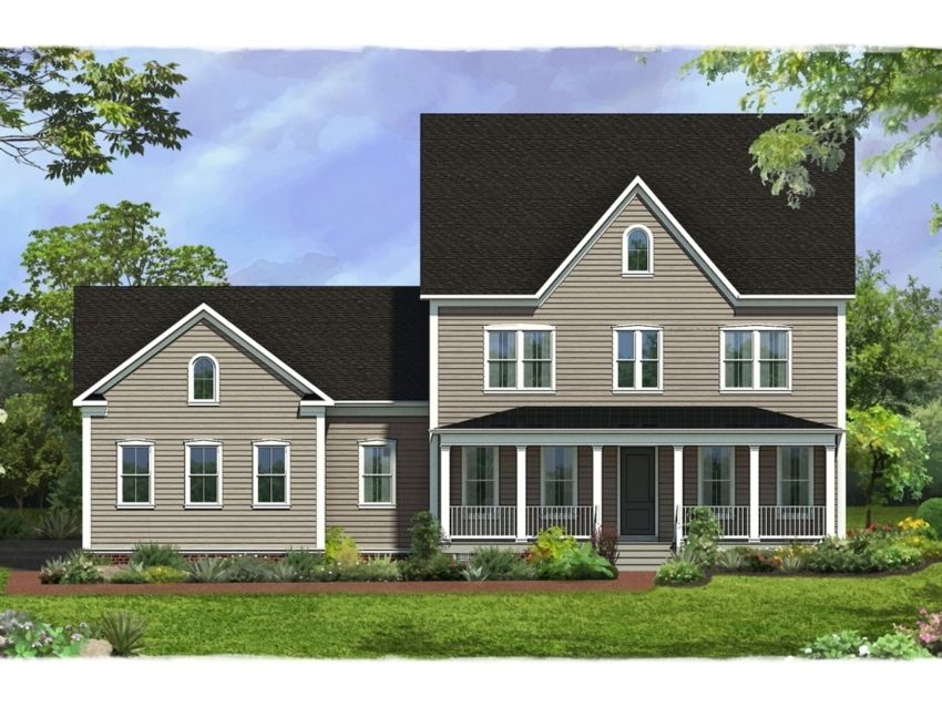 Single Family for Active at Willowsford Grant - Milburn 41763 Ashmeadow Ct Ashburn, Virginia 20148 United States