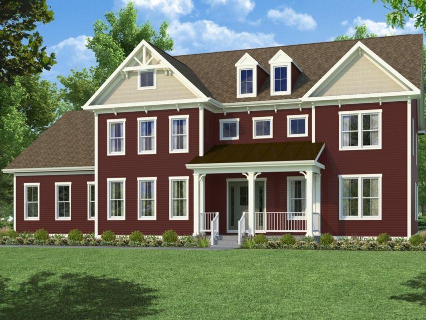 Single Family for Active at Willowsford Grant - Hamilton 41763 Ashmeadow Ct Ashburn, Virginia 20148 United States