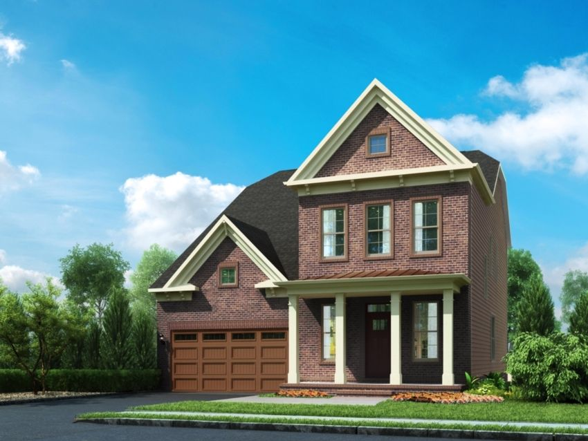 Single Family for Active at West Park At Brambleton - Radcliffe 23033 Canyon Oak Court Ashburn, Virginia 20148 United States