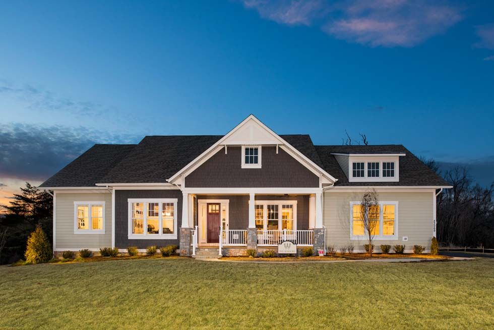 Single Family for Active at Willowsford Grant - Bashore 41763 Ashmeadow Ct Ashburn, Virginia 20148 United States