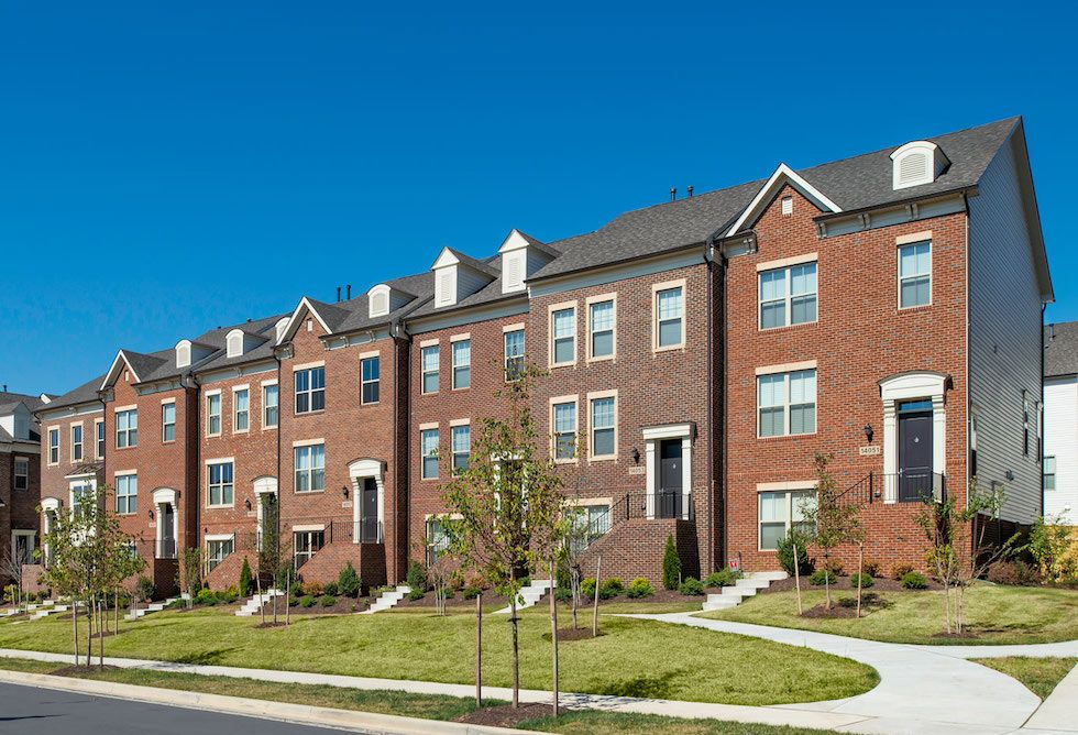 Single Family for Sale at Cabin Branch Manor Townhomes - Maxwell 22625 Broadway Ave Clarksburg, Maryland 20871 United States