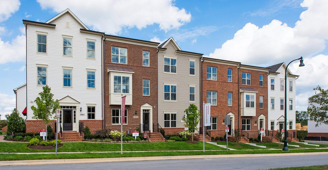 Single Family for Sale at Cabin Branch Manor Townhomes - Finley 22625 Broadway Ave Clarksburg, Maryland 20871 United States