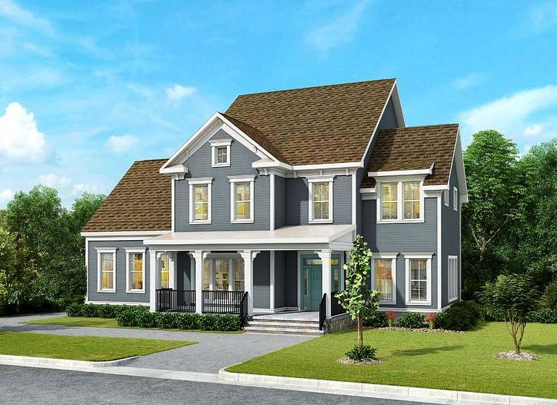Single Family for Active at Willowsford Grant - Rawlings 41763 Ashmeadow Ct Ashburn, Virginia 20148 United States