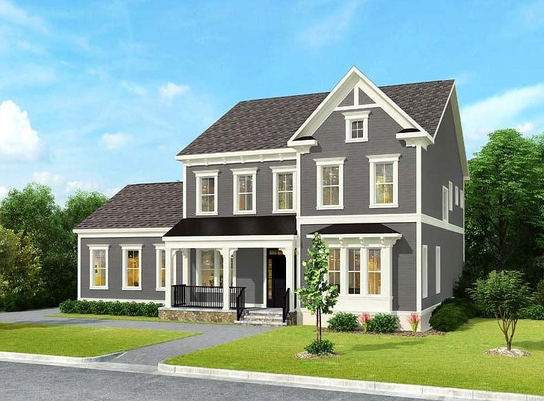 Single Family for Active at Willowsford Grant - Hathaway 41763 Ashmeadow Ct Ashburn, Virginia 20148 United States