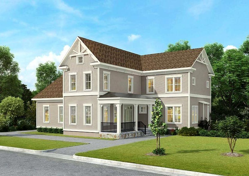 Single Family for Active at Willowsford Grant - Clifton 41763 Ashmeadow Ct Ashburn, Virginia 20148 United States