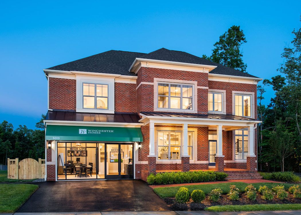 Single Family for Active at West Grove - Sullivan 5013 Harvest Grove Drive Fairfax, Virginia 22030 United States
