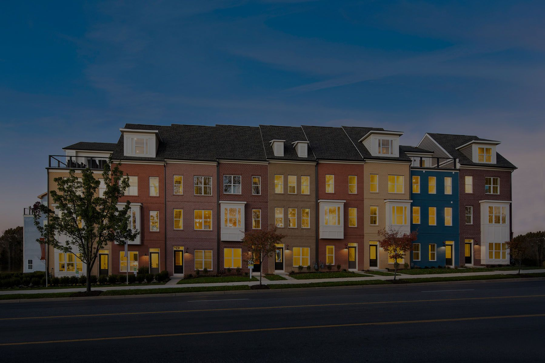 Single Family for Active at Oakley 2429 Glenallan Avenue Silver Spring, Maryland 20906 United States