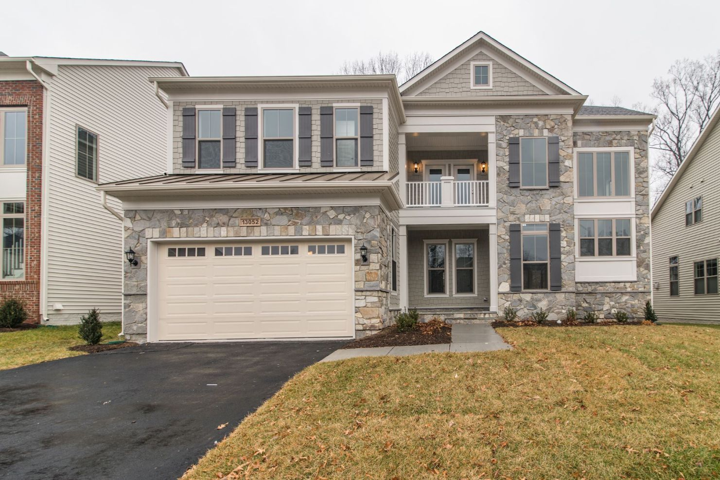 Single Family for Active at West Grove - Alexander 4489 Lateleaf Trail Fairfax, Virginia 22030 United States