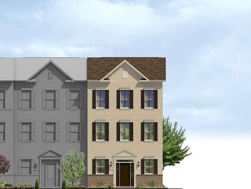 Damascus new homes topix for Winchester homes cabin branch townhomes