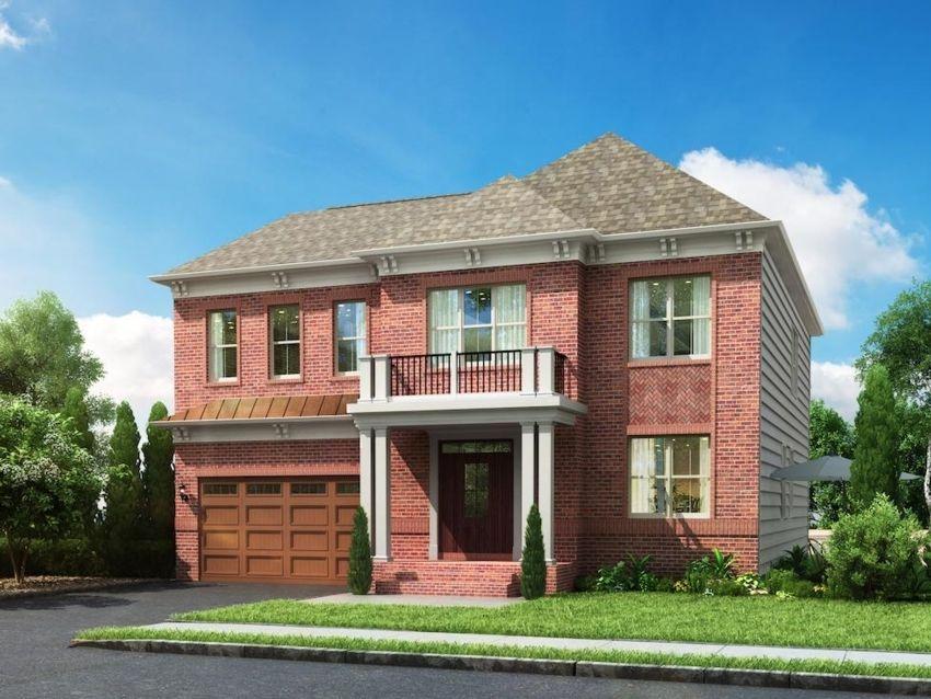 Clarksburg maryland homes for sale luxury real estate for Cabin branch clarksburg md