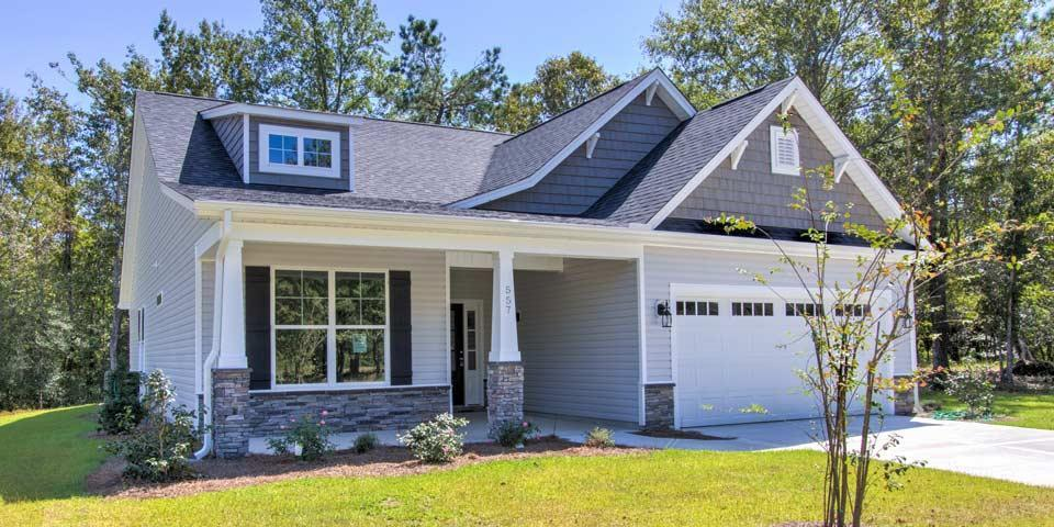 Single Family for Active at Cotswold Iii 115 Permeta Drive Sneads Ferry, North Carolina 28460 United States