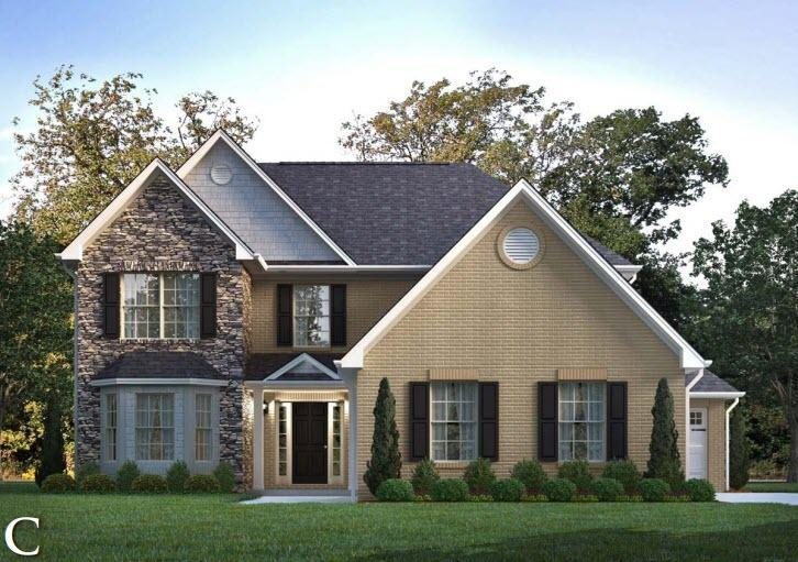Single Family for Active at Permeta Branch - Montgomery Permeta Drive Sneads Ferry, North Carolina 28460 United States