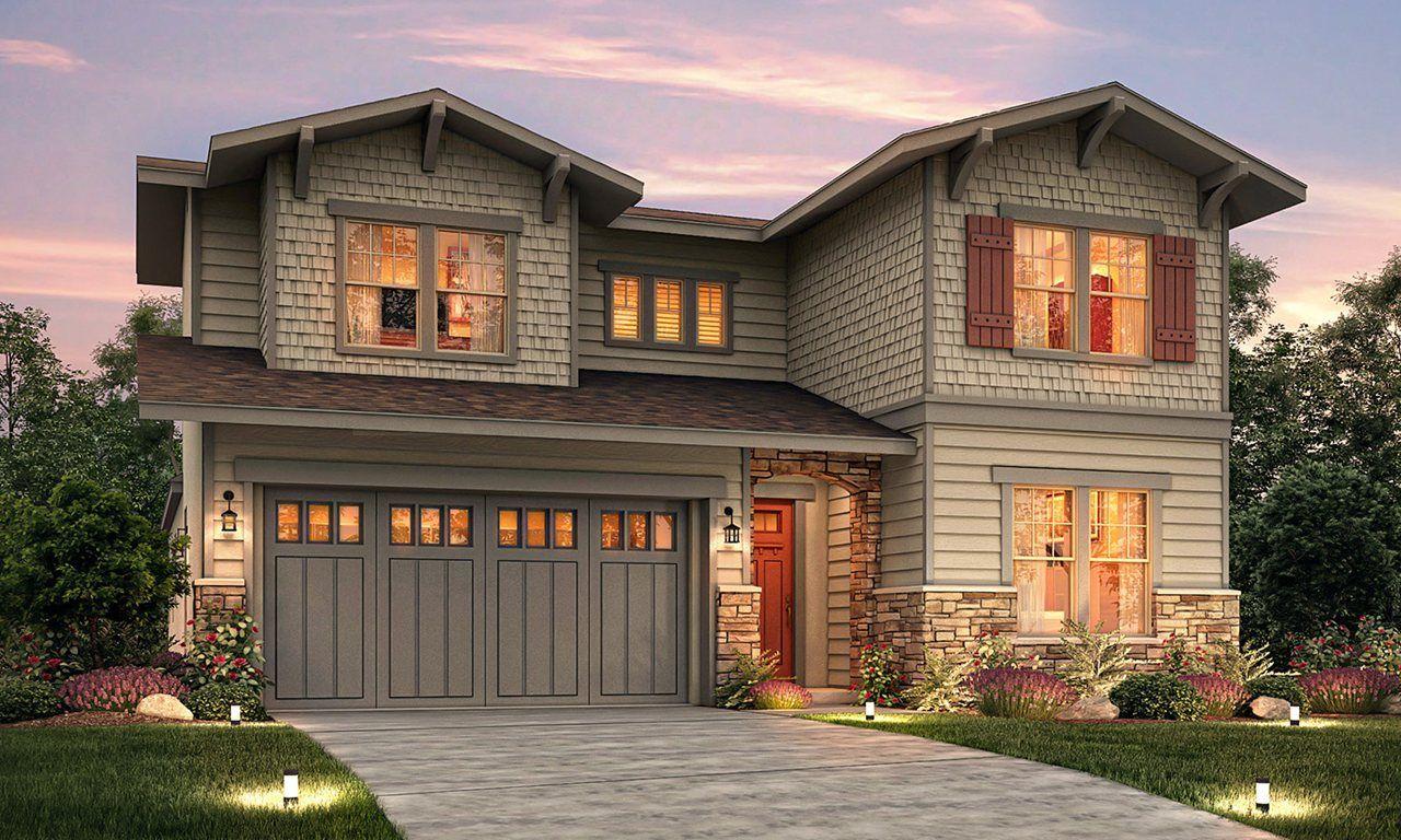 Single Family for Sale at Fiore Estates - The Garofano Plan 908 Rose Avenue Modesto, California 95355 United States