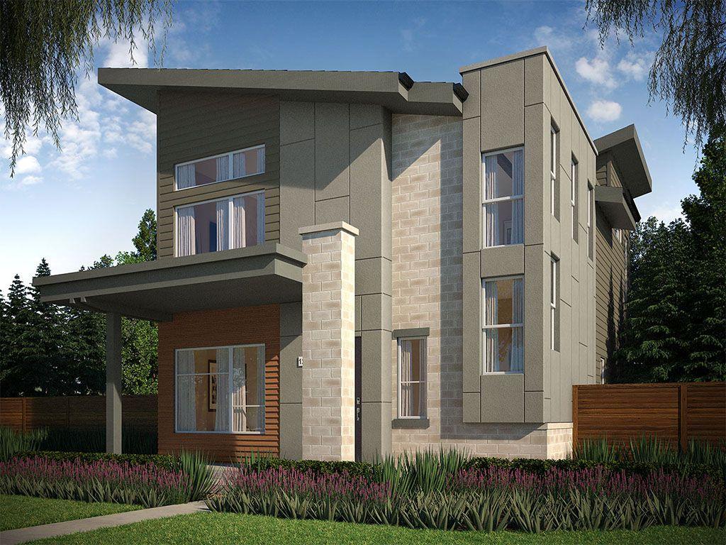 单亲家庭 为 销售 在 Prominence At Stapleton - Edward 5804 N. Alton Street Denver, Colorado 80238 United States