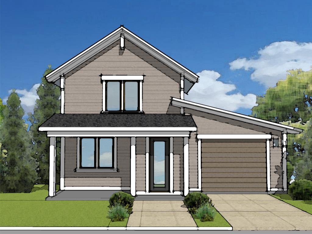 Single Family for Active at Saddlestone - Plan F 1048 E Black Butte Ave Sisters, Oregon 97759 United States