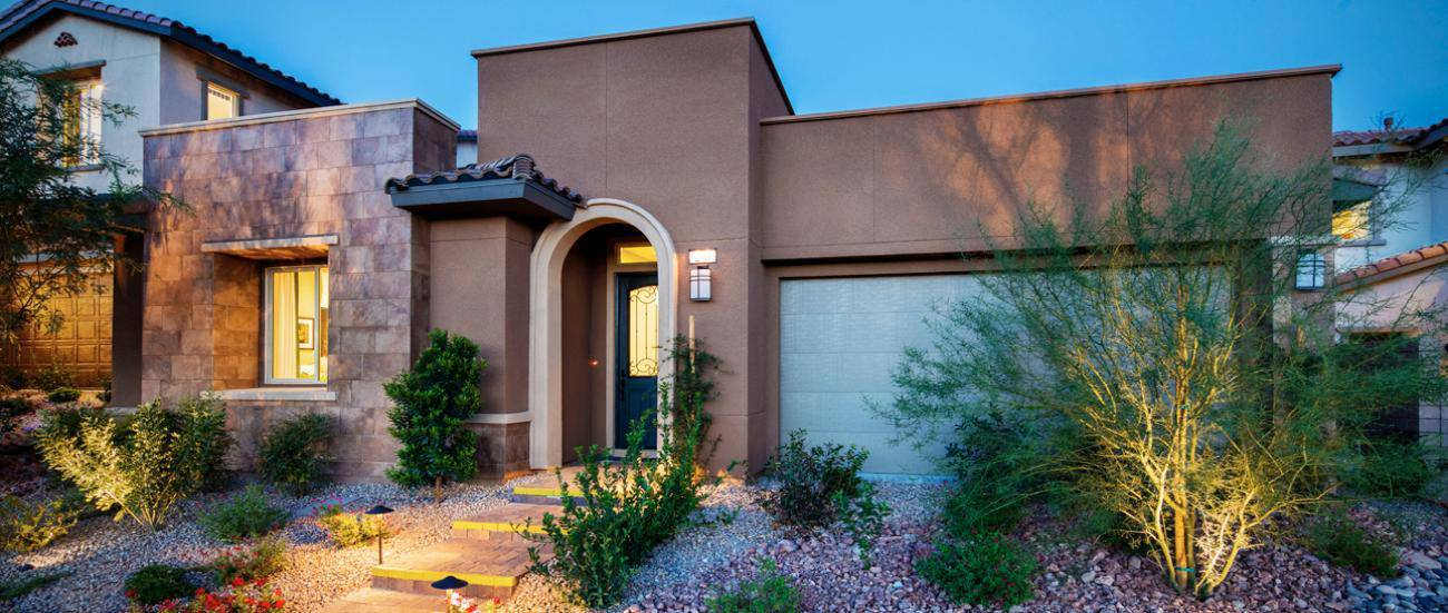 Single Family for Sale at Vernazza Plan - L 246 Castellari Dr Las Vegas, Nevada 89138 United States