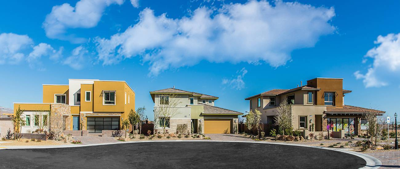Single Family for Sale at Vernazza Plan - L 6338 Skystone St Las Vegas, Nevada 89135 United States