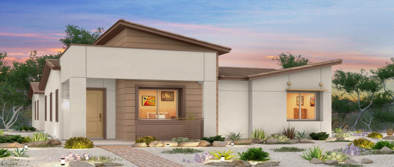 gardens at the park new homes in henderson nv by woodside homes