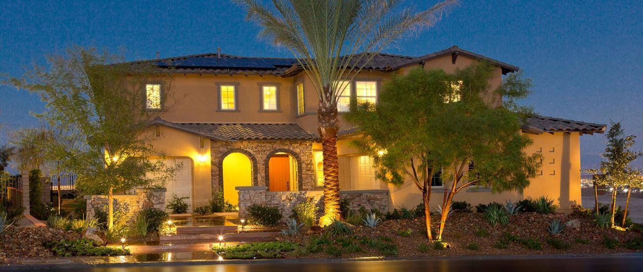 Single Family for Sale at Tarrega - Lot 90 398 Rosina Vista St. Las Vegas, Nevada 89138 United States