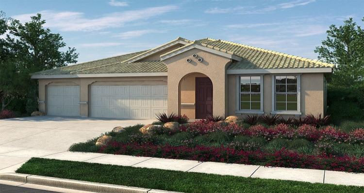 Single Family for Sale at Villapaseo - Portofino 475 Ocean St Tulare, California 93274 United States