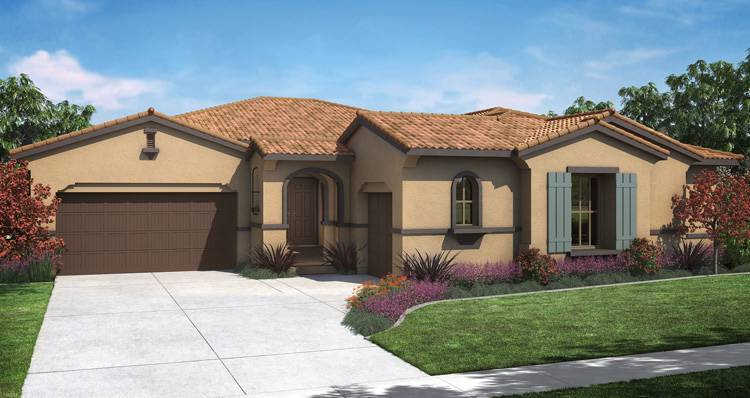 Single Family for Sale at Spanish Oaks - Vitoria 3031 Cape Canyon Avenue Tulare, California 93274 United States