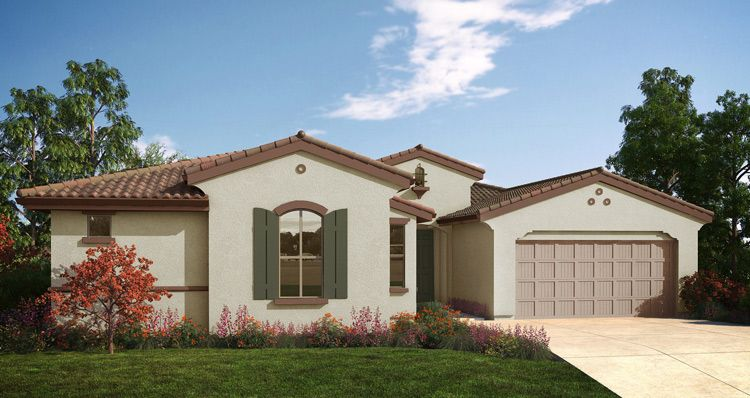Single Family for Sale at The Gables At Quail Run - Chatsworth 3199 Glacier Way Hanford, California 93230 United States