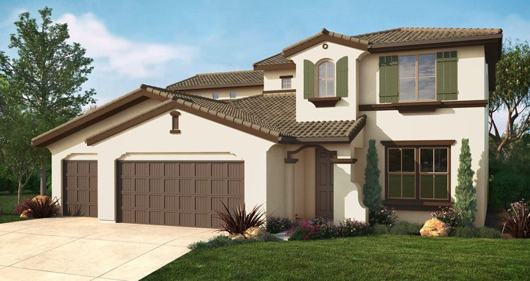 Single Family for Sale at The Gables At Quail Run - Somerset 3199 Glacier Way Hanford, California 93230 United States