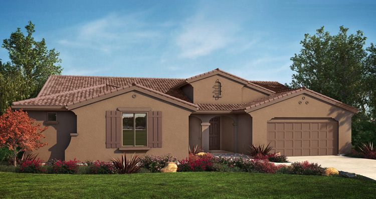 Single Family for Sale at The Gables At Quail Run - Hamilton 3199 Glacier Way Hanford, California 93230 United States