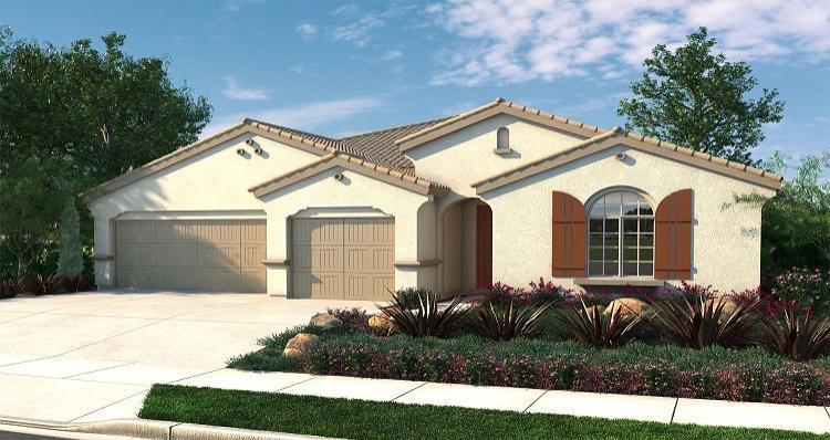 Single Family for Sale at Villapaseo - Graciosa 475 Ocean St Tulare, California 93274 United States