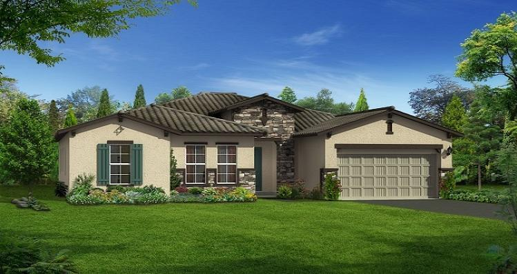 Woodside homes monticello hillsdale 1239714 bakersfield for Bakersfield home builders