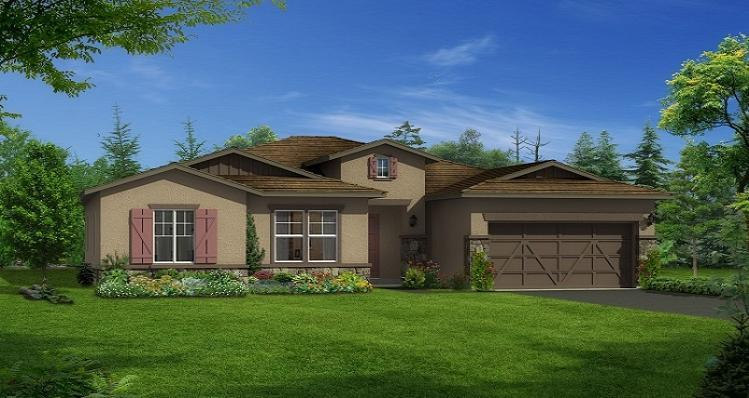 Woodside homes monticello hillsdale 1239714 bakersfield for Home builders bakersfield