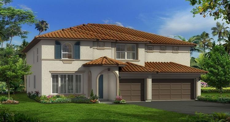 Single Family for Sale at Monticello - Shenandoah 8912 Claro De Luna Dr. Bakersfield, California 93314 United States