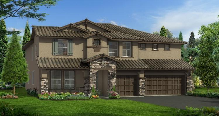 Single Family for Sale at Jacob Creek - Shenandoah 15106 Sunninghill Ave Bakersfield, California 93314 United States