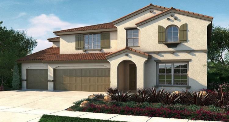 Single Family for Active at Villapaseo - Alora 475 Ocean St Tulare, California 93274 United States