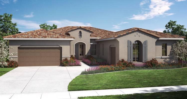 Single Family for Active at Spanish Oaks - Palencia 3031 Cape Canyon Avenue Tulare, California 93274 United States