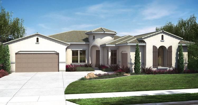 Single Family for Active at Spanish Oaks - Catalonia 3031 Cape Canyon Avenue Tulare, California 93274 United States