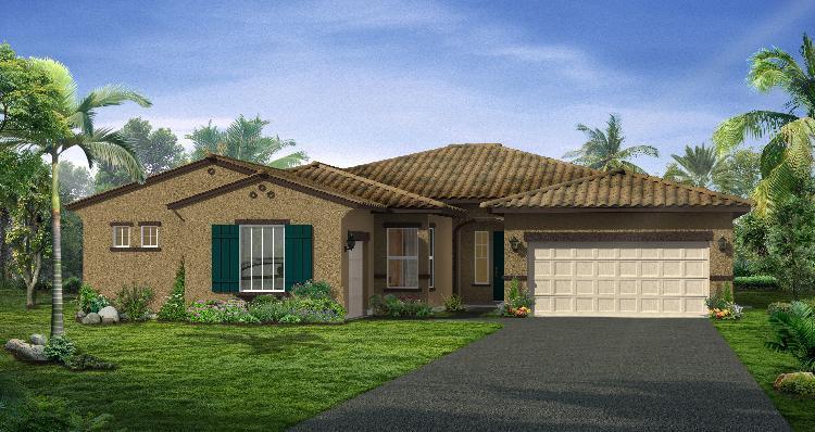 Single Family for Active at Spanish Oaks - Zaragoza 3031 Cape Canyon Avenue Tulare, California 93274 United States