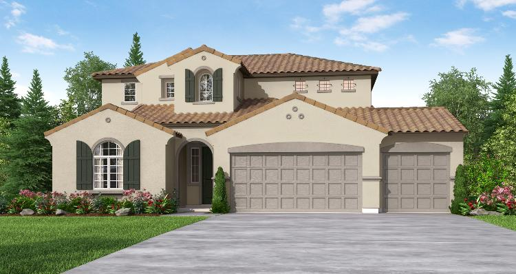 Unifamiliar por un Venta en Ridge Creek Estates - Turnberry 222 Ridge Creek Estates Way Dinuba, California 93618 United States